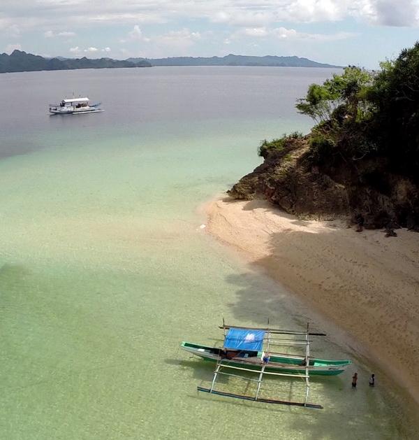Tauchsafari: Viele Inseln in den Philippinen